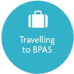 Travelling to BPAS